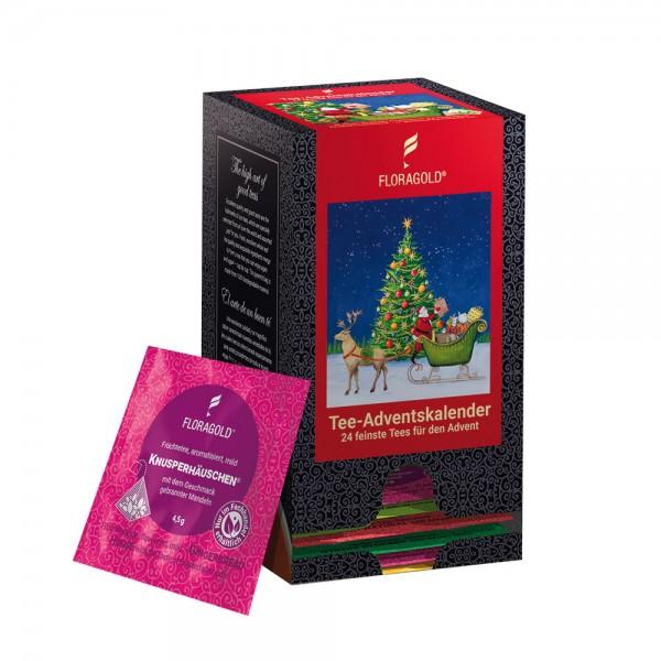 Tischkalender Weihnachtsbaum