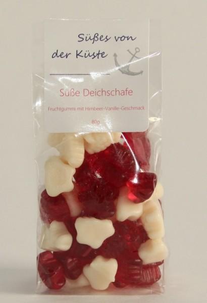 Süße Deichschafe - Fruchtgummi Kräuterbox
