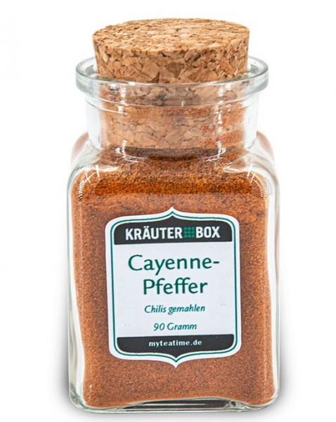 Cayennepfeffer Pulver