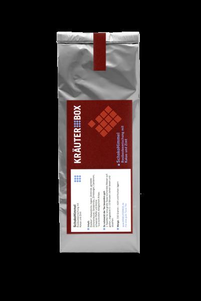 Rooibosteemischung mit Kakao und Zimt