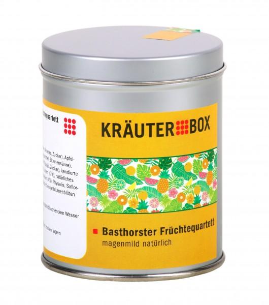 Basthorster Früchtequartett Kräuterbox LeColibri