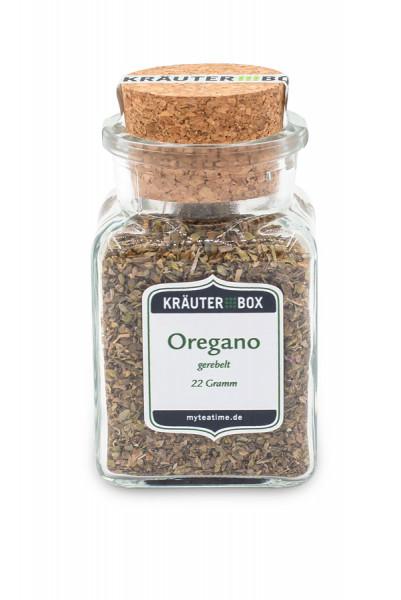 Oregano Kräuterbox-Gewürze